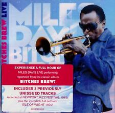 Miles Davis – Bitches Brew Live CD 2011 Legacy / Sony Australia – 88697 81485