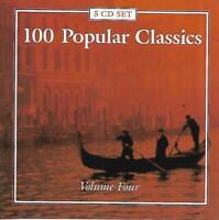 100 Popular Classics Vol.4 - Various Artists (1993 CD Album)