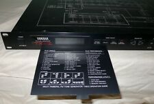 YAMAHA TX81Z FM TONE GENERATOR SYNTHESIZER MIDI sound module