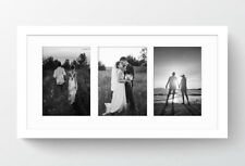 Photo Frame Instagram 721 White Multi Picture Collage 3x3 4x4 6x4 7x5 8x6 A4