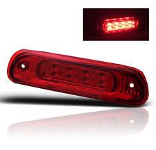 1999-2004 JEEP GRAND CHEROKEE SUV LED REAR THIRD 3RD BRAKE LIGHT CARGO LAMP RED