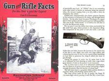 Gun and Rifle Facts 1923 by Edw. Crossman