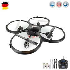 RC ferngesteuerter Quadcopter mit HD-Kamera, 4.5 Kanal Drohne, Modell