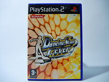 DANCING STAGE FEVER complete with box and manual PS2 Playstation 2 PAL sony