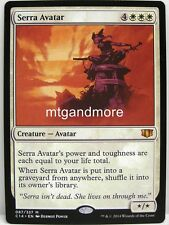 Magic Commander 2014 - 1x serra avatar-Mythic