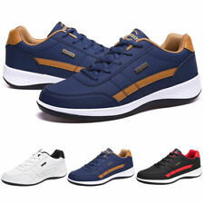 Men's Casual Walking Shoes Running Outdoor Athletic Fashion Tennis Gym Sneakers