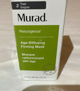 Murad Age-Diffusing Firming Mask, 1.7 Fluid Ounce (New With Box)