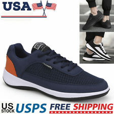 Men's Sports Running Tennis Shoes Outdoor Casual Athletic Sneakers Jogging Gym