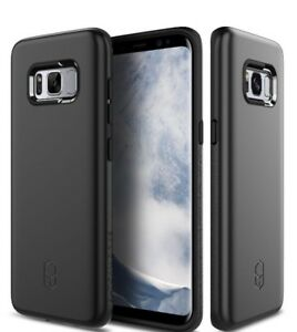 Patchworks ITG Level Case for Galaxy S8 - Black