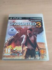 PS3 Uncharted 3 Castellano