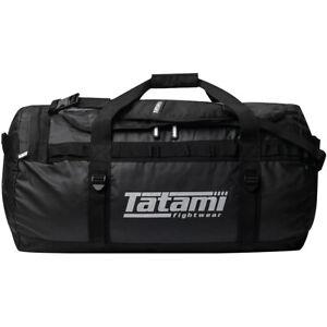 Tatami Fightwear Sonkei Large Gear Bag - Black