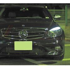 * 4x Mercedes Clase C W204 Xenon Hielo Blanco LED Bombillas De Luz Lateral Canbus Libre De Error -