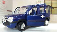 G LGB 1:24 Echelle 2004 1.2 1.9 Fiat Doblo Détaillé Norev Voiture Miniature