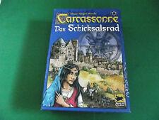 * Carcassonne - Das Schicksalsrad * vom Hans im Glück - Verlag