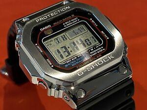 New Full Metal Square Custom 5610 Series Bezel To Fit Casio G-Shock and more....