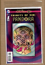 TRINITY OF SIN PANDORA  #1 3D LENTICULAR VARIANT DC COMICS NM/MT