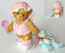 CHERISHED TEDDIES 2009 FIGURINE, TEENA, 4012862, LOLLIPOP, BUNNY, NIB