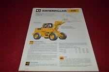Caterpillar 936 Wheel Log Loader Dealer's Brochure DCPA6 ver5