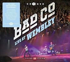 Bad Company - Bad Company: Live At Wembley [CD + DVD]