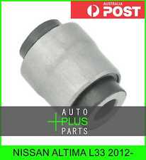 Fits NISSAN ALTIMA L33 2012- - ARM BUSHING FOR TRACK CONTROL ARM