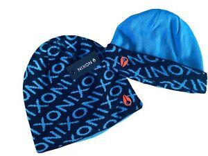 NIXON new MENS LADIES BEANIE Winter Ski SPORTS CAP HAT
