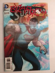 DC COMICS: SUPERMAN 23.1 Bizarro   LENTICULAR COVER: 3 D  . NEW