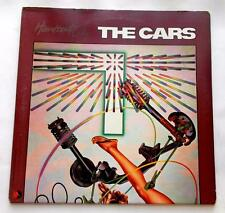 The Cars Heartbeat City 1984 Elektra 60296 New Wave Rock LP Gatefold Strong VG+