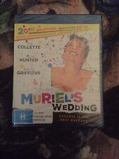 Muriel's Wedding (Blu-ray, 2016) Region B