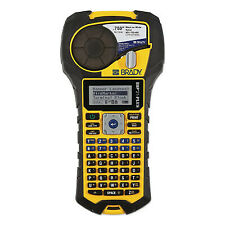 Bmp21 Plus Portable Label Printer 95 In H X 45 In W Yellow