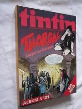 TINTIN ALBUM N° 21 THORGAL