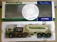 CORGI 74904 ERF EC polvere CISTERNA W.R. legno (trasporto) Ltd Ed 0002 del 2500