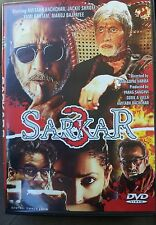 SARKAR 3 HINDI BOLLYWOOD MOVIE(2017) DVD HIGH QUALITY PICTURE AND SOUNDS