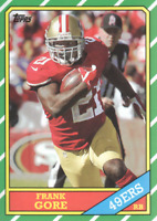 2013 Topps Archives #136 Frank Gore San Francisco 49ers