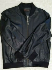MEMBERS ONLY SOFT LEATHER JACKET MEN'S SIZE XL *RARE*