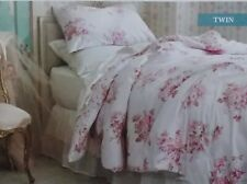 Simply Shabby Chic Blush Bouquet Pink Rose Comforter  ~ NEW Twin