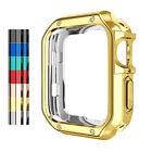 Внешний вид - For Apple Watch Series 7 6 5 4 3 SE TPU Protect Bumper Case Cover 38/40/41/45MM