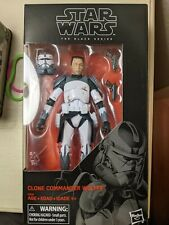 star wars the black series clone commander wolffe