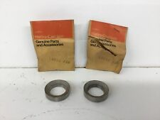 2 NOS Harley XR750 Exhaust Vave Seats Wow Rare 1972 XR 750