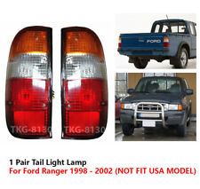 1 PAIR STANDARD TAIL REAR LIGHT LAMP RH+LH FOR FORD RANGER PICKUP 1998-2002