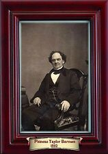 MAGNET Circus PHOTO Magnet PHINEAS TAYLOR BARNUM 1860