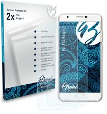 Bruni 2x Protective Film for ThL Knight 1 Screen Protector Screen Protection