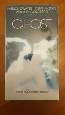 Ghost {VHS} Patrick Swayze,Demi Moore 1990 -Brand New Factory Sealed