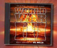 WORLD WAR III Gil Melle RARE TV MOVIE SCORE
