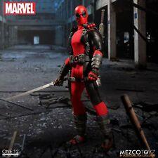 Deadpool One:12 collective Action Figure MEZCO