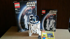 Lego Star Wars Technic R2-D2 8009 OPENED BOX INSTRUCTIONS 100% COMPLETE 242 pcs