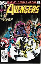 The Avengers Comic Book #230 Marvel Comics 1983 VERY FINE-