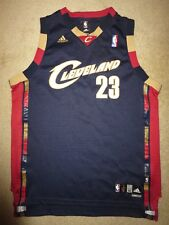 LeBron James #23 Cleveland Cavaliers NBA Finals Jersey Youth XL 18-20 children