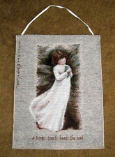 Willow Tree Classic ~ Angel of Healing Tapestry Bannerette Wall Hanging