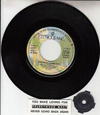 "FLEETWOOD MAC  You Make Loving Fun  7"" 45 rpm record + juke box title strip NEW"