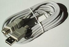 USB 2.0 cable alargador 5m prórroga cable de conexión de AST abu